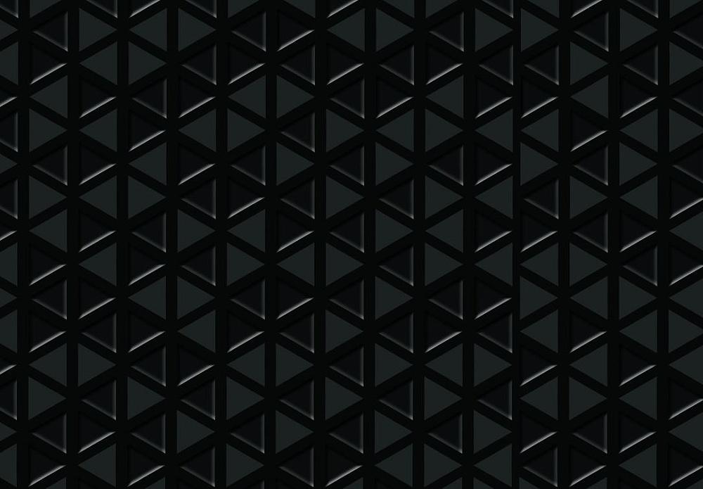 Ceramika Color Java Black Dekor Xero 25x75 Cm