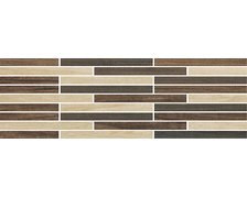 Paradyz Hasel listela mix 160x491 mm